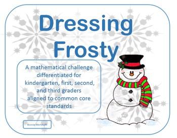 Dressing Frosty