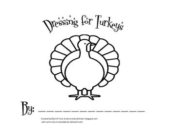 Dressing for Turkeys