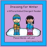 Dressing for Winter: a Differentiated Emergent Reader