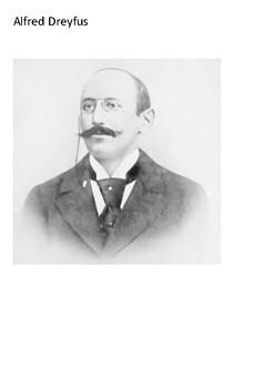 Dreyfus Affair 1894-1906 Word Search