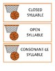 Dribble! - Activities for Consonant-le Syllables