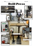Drill Press Worksheet