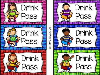 Drink Pass Freebie