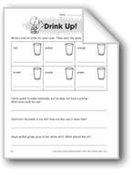Drink Up! (Thinking Skills)