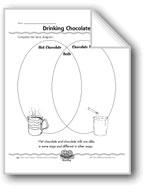 Drinking Chocolate (Venn Diagrams)