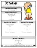 Drinking Water - Editable Newsletter Template - #60CentFin