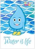 Drip Drop's Water is Life - eBook