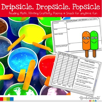 Dripsicle, Dropsicle Popsicle