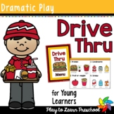 Drive-Thru Dramatic Play
