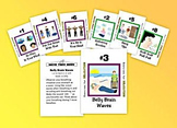 Drive Thru Menus Relaxation & Stress Card Deck