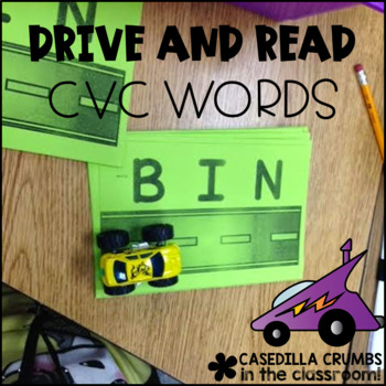 Drive and Read CVC Words