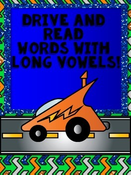 Drive and Read Long Vowels Sneaky E