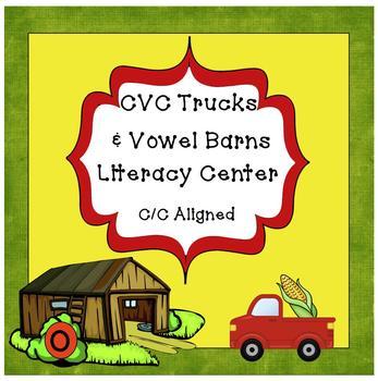 ''Drive the CVC Trucks Back to the Barn' - Literacy Center