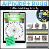 Alphabet Road Letter / Sound Match