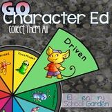 Driven - Go Character Ed - Positive Behavior Traits