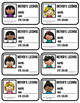 Driver's Licenses for Dramatic Play - Editable
