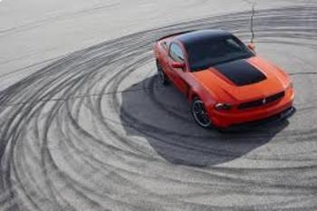 Driver's Education Ch. 4  Performing Basic Maneuvers Bundle