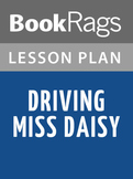 Driving Miss Daisy Lesson Plans