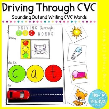 Driving Through CVC Words