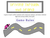 Driving Through the Drama Board Game - Conflict Resolution