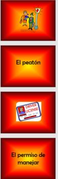 Driving Vocab