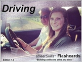 (Driver Education) - Driving streetSkills Flashcards!