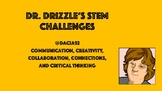 Drizzle STEM Challenges