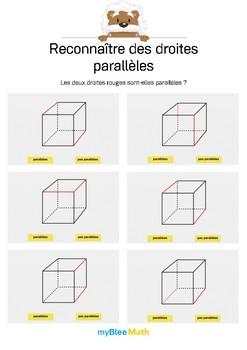 Droites parallèles 3 -Parallèles ou non ?