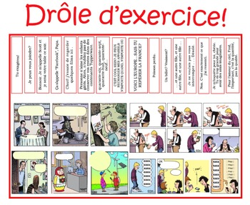 "Drôle d'exercice: ""reading in context"" can be seriously funny"
