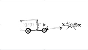 Drone Delivery Maker Project