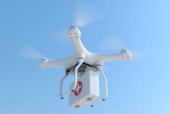 Drones & Medicine - The Egg Drop Project