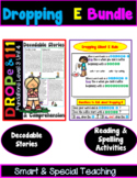 Drop E Rule Reading and Spelling Bundle