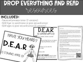 Drop Everything And Read Day Resources