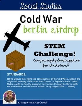 Drop It For Sam (Berlin Airlift) STEM Challenge