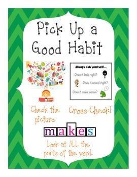 Drop That Bad Habit, Pick Up a Good Habit