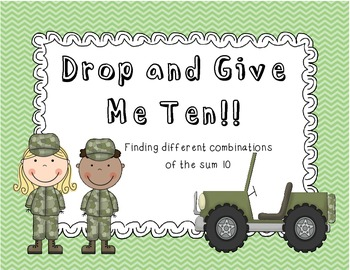 Drop and Give Me Ten ~ Making Ten