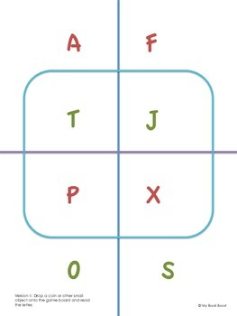 Letters and Numbers Games
