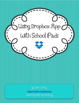 Dropbox App Directions