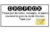 Dropbox Note
