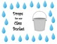 Drops For Your Bucket Behavior Cards