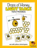 Drops of Honey LIGHT TABLE Ten-Frames