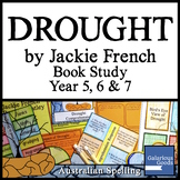Drought by Jackie French and Bruce Whatley - Picture Book Study