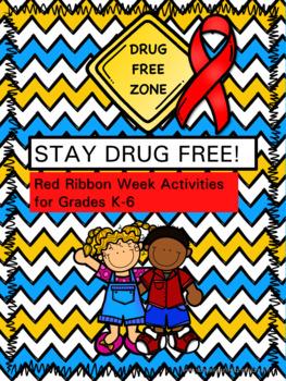 Drug Awareness Activities for Red Ribbon Week