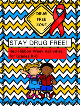 Drug Awareness Activities for Red Ribbon Week