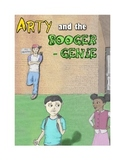 Drug Abuse Prevention Story Book (Curriculum Available)