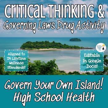 Drug Activity - Governing Drug Laws - Fully Editable in Go