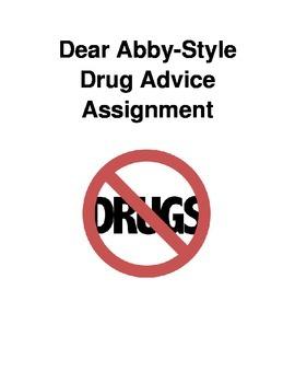 Drug Advice Column Assignment