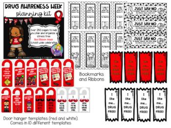 Drug Awareness Week Planning Kit