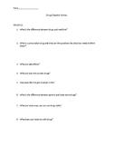 Drug Chapter Notes