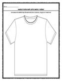 Drug Contest T-shirt Template